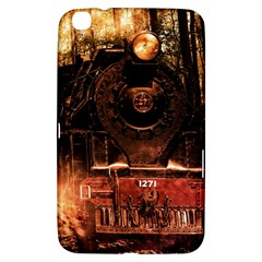 Locomotive Samsung Galaxy Tab 3 (8 ) T3100 Hardshell Case  by Nexatart