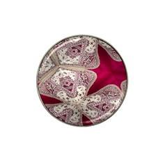 Morocco Motif Pattern Travel Hat Clip Ball Marker (10 Pack) by Nexatart