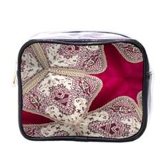 Morocco Motif Pattern Travel Mini Toiletries Bags by Nexatart