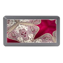 Morocco Motif Pattern Travel Memory Card Reader (mini) by Nexatart