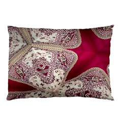 Morocco Motif Pattern Travel Pillow Case (two Sides) by Nexatart