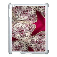 Morocco Motif Pattern Travel Apple Ipad 3/4 Case (white) by Nexatart