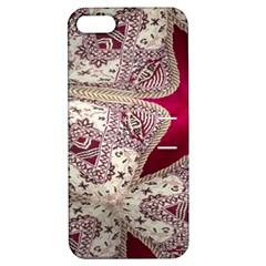 Morocco Motif Pattern Travel Apple Iphone 5 Hardshell Case With Stand by Nexatart