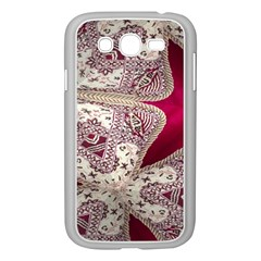 Morocco Motif Pattern Travel Samsung Galaxy Grand Duos I9082 Case (white) by Nexatart