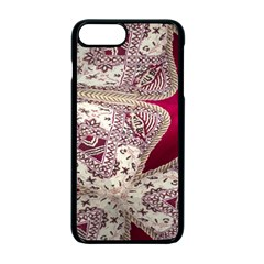 Morocco Motif Pattern Travel Apple Iphone 7 Plus Seamless Case (black) by Nexatart