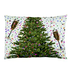 New Year S Eve New Year S Day Pillow Case