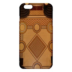 Mosaic The Elaborate Floor Pattern Of The Sydney Queen Victoria Building Iphone 6 Plus/6s Plus Tpu Case by Nexatart