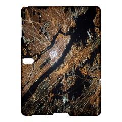 Night View Samsung Galaxy Tab S (10.5 ) Hardshell Case  by Nexatart
