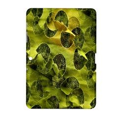 Olive Seamless Camouflage Pattern Samsung Galaxy Tab 2 (10 1 ) P5100 Hardshell Case