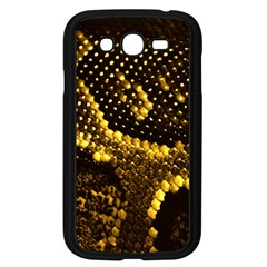 Pattern Skins Snakes Samsung Galaxy Grand Duos I9082 Case (black) by Nexatart