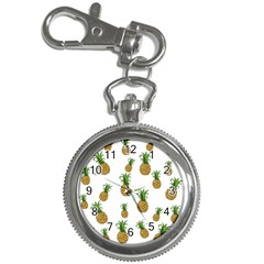 Pineapples pattern Key Chain Watches
