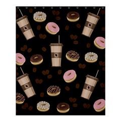 Coffee Break Shower Curtain 60  X 72  (medium)  by Valentinaart