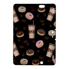Coffee Break Kindle Fire Hdx 8 9  Hardshell Case by Valentinaart