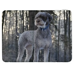 Lagotto Romagnolo Full Samsung Galaxy Tab 7  P1000 Flip Case by TailWags