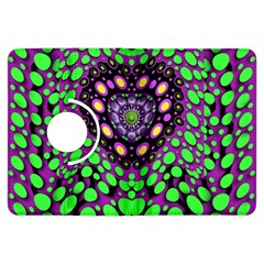 Dots And Very Hearty Kindle Fire Hdx Flip 360 Case by pepitasart
