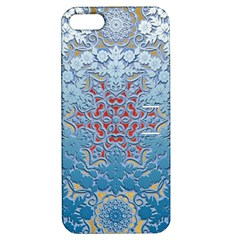 Pattern Background Pattern Tile Apple Iphone 5 Hardshell Case With Stand by Nexatart