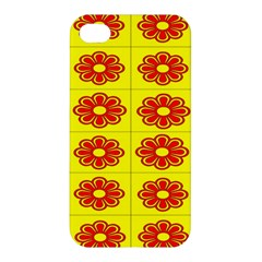 Pattern Design Graphics Colorful Apple Iphone 4/4s Hardshell Case