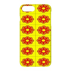 Pattern Design Graphics Colorful Apple iPhone 7 Plus Hardshell Case by Nexatart