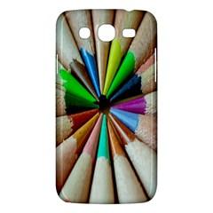 Pen Crayon Color Sharp Red Yellow Samsung Galaxy Mega 5 8 I9152 Hardshell Case  by Nexatart