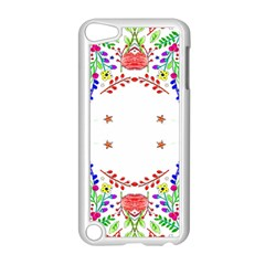 Holiday Festive Background With Space For Writing Apple Ipod Touch 5 Case (white) by Nexatart