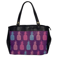 Pineapple Pattern  Office Handbags by Nexatart
