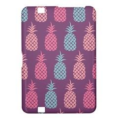 Pineapple Pattern  Kindle Fire Hd 8 9  by Nexatart