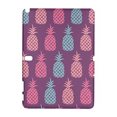Pineapple Pattern  Galaxy Note 1 by Nexatart