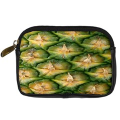 Pineapple Pattern Digital Camera Cases by Nexatart