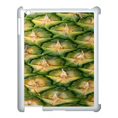 Pineapple Pattern Apple Ipad 3/4 Case (white) by Nexatart