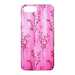 Pink Curtains Background Apple Iphone 7 Plus Hardshell Case