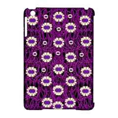 Baby Blue Eyes Bush Apple Ipad Mini Hardshell Case (compatible With Smart Cover) by pepitasart