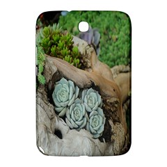 Plant Succulent Plants Flower Wood Samsung Galaxy Note 8 0 N5100 Hardshell Case