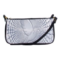 Points Circle Dove Harmony Pattern Shoulder Clutch Bags by Nexatart