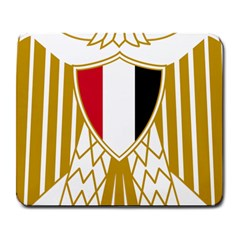 Coat Of Arms Of Egypt Large Mousepads by abbeyz71