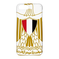 Coat of Arms of Egypt Apple iPhone 7 Plus Hardshell Case by abbeyz71