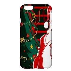 Santa Clause Xmas Apple Iphone 6 Plus/6s Plus Hardshell Case