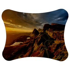 Scotland Landscape Scenic Mountains Jigsaw Puzzle Photo Stand (bow) by Nexatart