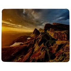 Scotland Landscape Scenic Mountains Jigsaw Puzzle Photo Stand (rectangular) by Nexatart