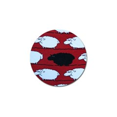 Sheep Golf Ball Marker (10 Pack)
