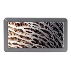 Seed Worn Lines Close Macro Memory Card Reader (mini) by Nexatart
