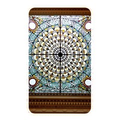 Stained Glass Window Library Of Congress Memory Card Reader by Nexatart