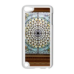 Stained Glass Window Library Of Congress Apple Ipod Touch 5 Case (white) by Nexatart