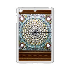 Stained Glass Window Library Of Congress Ipad Mini 2 Enamel Coated Cases by Nexatart