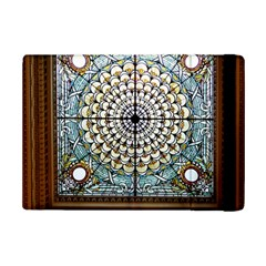 Stained Glass Window Library Of Congress Ipad Mini 2 Flip Cases by Nexatart