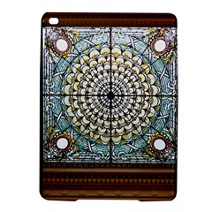 Stained Glass Window Library Of Congress Ipad Air 2 Hardshell Cases by Nexatart