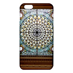Stained Glass Window Library Of Congress Iphone 6 Plus/6s Plus Tpu Case by Nexatart