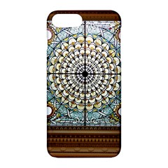 Stained Glass Window Library Of Congress Apple Iphone 7 Plus Hardshell Case by Nexatart