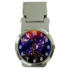 Star Advent Christmas Eve Christmas Money Clip Watches