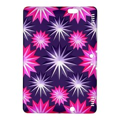 Stars Patterns Christmas Background Seamless Kindle Fire Hdx 8 9  Hardshell Case