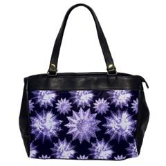 Stars Patterns Christmas Background Seamless Office Handbags by Nexatart